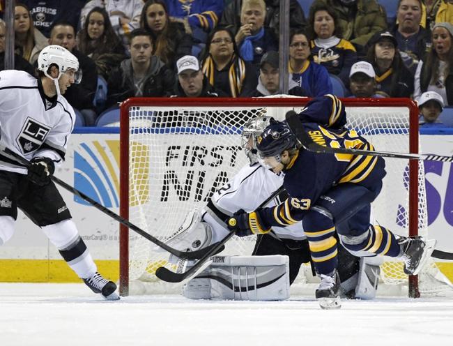 Kings vs. Sabres - 2/27/16 NHL Pick, Odds, and Prediction