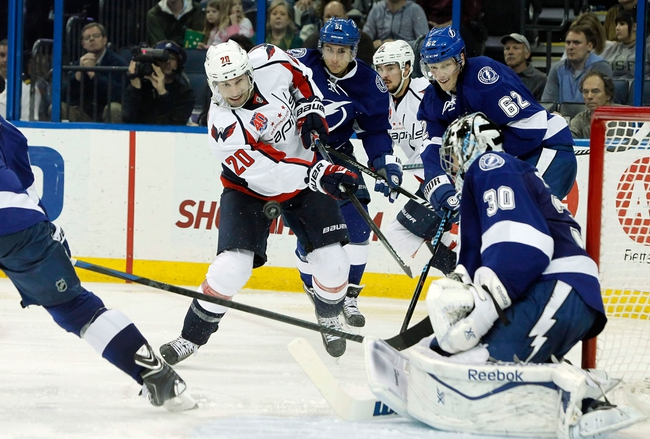 Capitals vs. Lightning - 12/13/14 NHL Pick, Odds, and Prediction