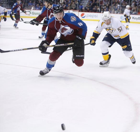 Nashville Predators vs. Colorado Avalanche - 1/27/15 NHL Pick, Odds, and Prediction