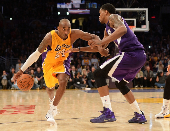 Sacramento Kings vs. Los Angeles Lakers - 12/21/14 NBA Pick, Odds, and Prediction