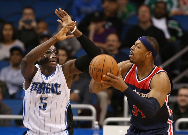 Wizards vs. Magic - 2/9/15 NBA Pick, Odds, and Prediction