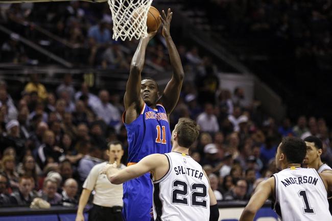 New York Knicks vs. San Antonio Spurs - 3/17/15 NBA Pick, Odds, and Prediction