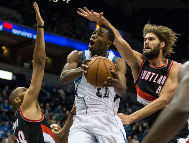 Timberwolves vs. Trail Blazers - 3/7/15 NBA Pick, Odds, and Prediction