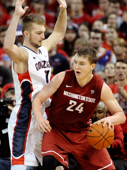 Washington State Cougars vs. Gonzaga Bulldogs - 12/2/15 College Basketball Pick, Odds, and Prediction