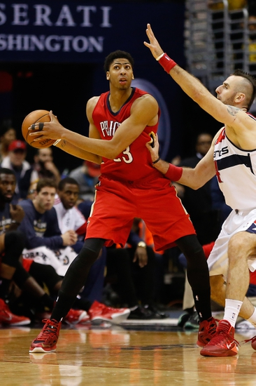 New Orleans Pelicans vs. Washington Wizards - 1/5/15 NBA Pick, Odds, and Prediction