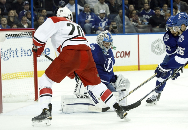 Lightning vs. Hurricanes - 12/27/14 NHL Pick, Odds, and Prediction