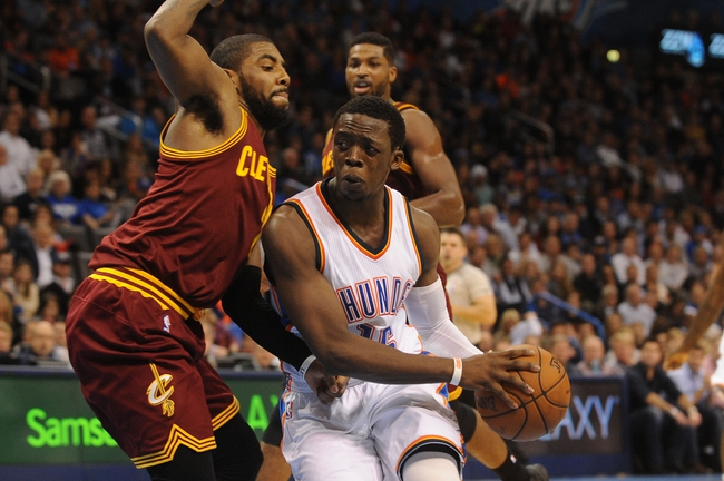 Cavaliers vs. Thunder - 1/25/15 NBA Pick, Odds, and Prediction