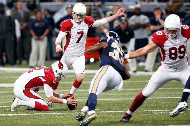 Arizona Cardinals at St. Louis Rams NFL Score, Recap, News and Notes