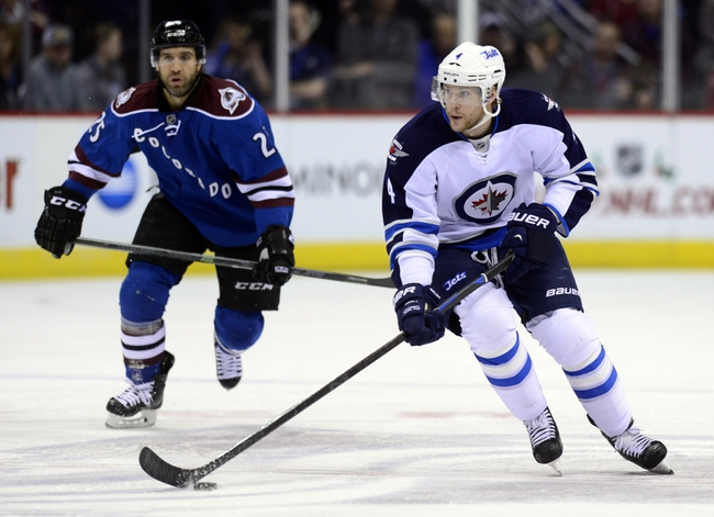Winnipeg Jets vs. Colorado Avalanche - 2/8/15 NHL Pick, Odds, and Prediction