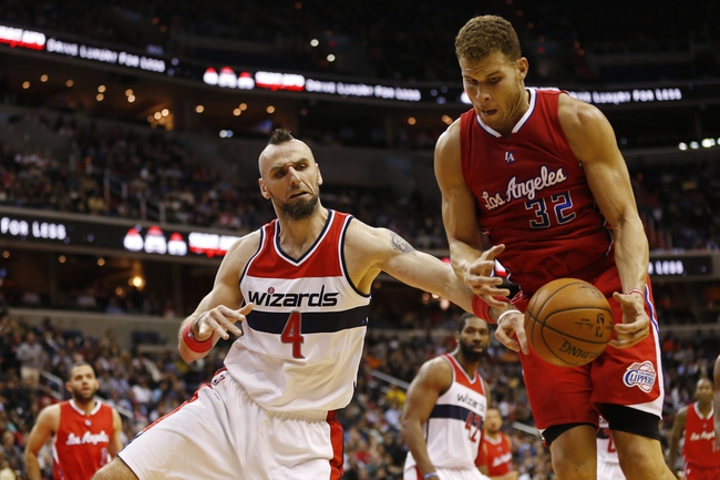 Los Angeles Clippers vs. Washington Wizards - 3/20/15 NBA Pick, Odds, and Prediction