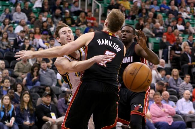 Heat vs. Jazz - 12/17/14 NBA Pick, Odds, and Prediction