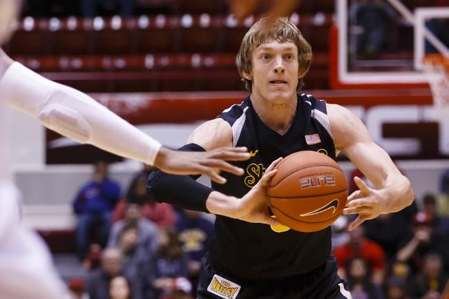 Wichita State vs. Alabama - 12/16/14 College Basketball Pick, Odds, and Prediction