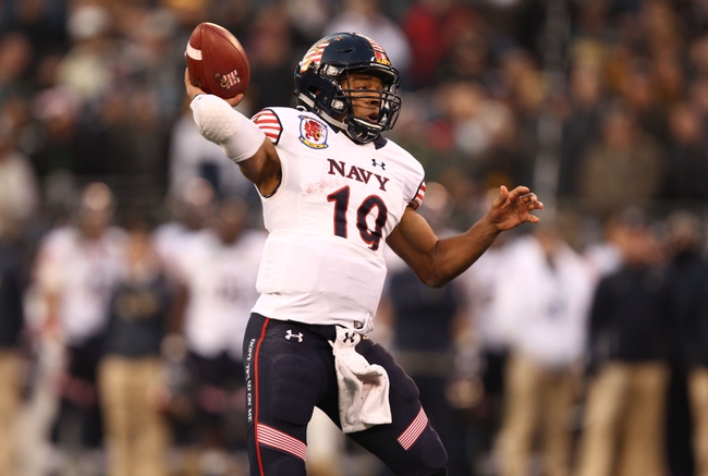 Navy vs. San Diego State Poinsettia Bowl - 12/23/14 College Football Pick, Odds, and Prediction