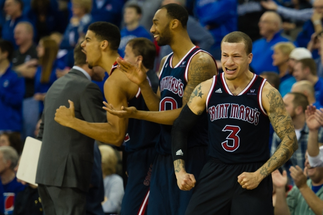 Loyola Marymount vs. St. Mary's - 1/7/16 College Basketball Pick, Odds, and Prediction