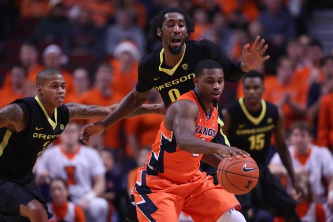 Oregon Ducks vs. CS Northridge Matadors - 12/17/14 College Basketball Pick, Odds, and Prediction