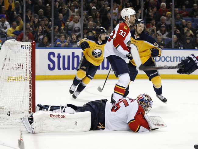 Sabres vs. Panthers - 1/2/15 NHL Pick, Odds, and Prediction