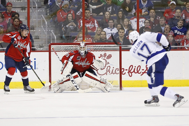 Washington Capitals vs. Tampa Bay Lightning - 11/27/15 NHL Pick, Odds, and Prediction