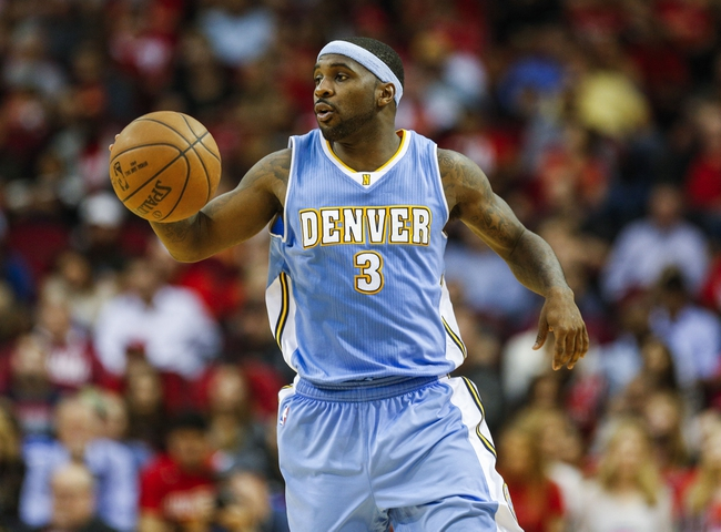 Nuggets vs. Rockets - 12/17/14 NBA Pick, Odds, and Prediction