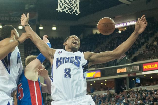 Pistons vs. Kings - 1/4/15 NBA Pick, Odds, and Prediction