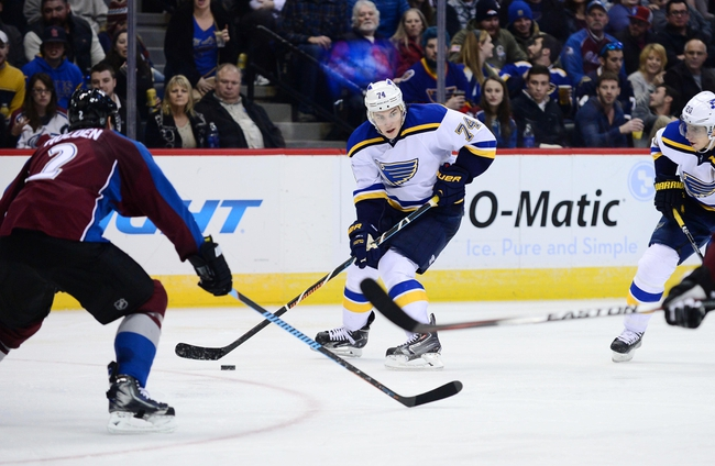 Colorado Avalanche vs. St. Louis Blues - 12/23/14 NHL Pick, Odds, and Prediction