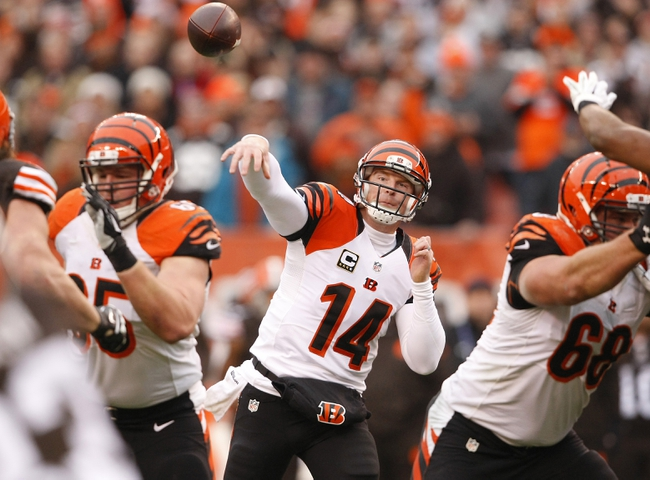 Bengals vs. Broncos - 12/22/14 NFL Pick, Odds, and Prediction