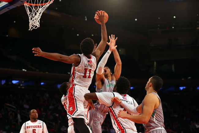 Rutgers vs. Northwestern - 12/30/14 College Basketball Pick, Odds, and Prediction