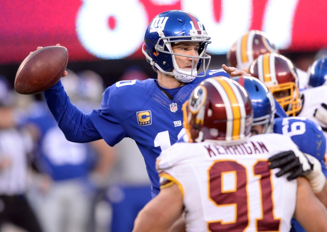 Fantasy Football 2015: Redskins at Giants Week 3 Preview