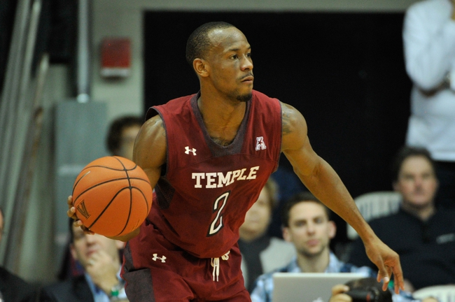 Delaware Blue Hens vs. Temple Owls - 12/18/14 College Basketball Pick, Odds, and Prediction