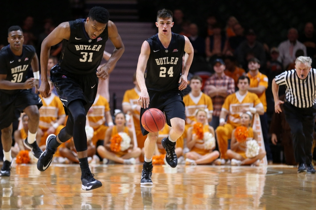 Butler vs. Tennessee-Martin - 12/22/14 College Basketball Pick, Odds, and Prediction