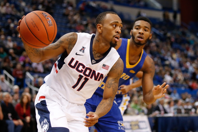 Connecticut vs. Columbia - 12/22/14 College Basketball Pick, Odds, and Prediction