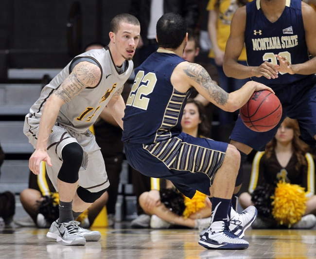 Eastern Washington Eagles vs. Montana State Bobcats - 2/26/15 College Basketball Pick, Odds, and Prediction