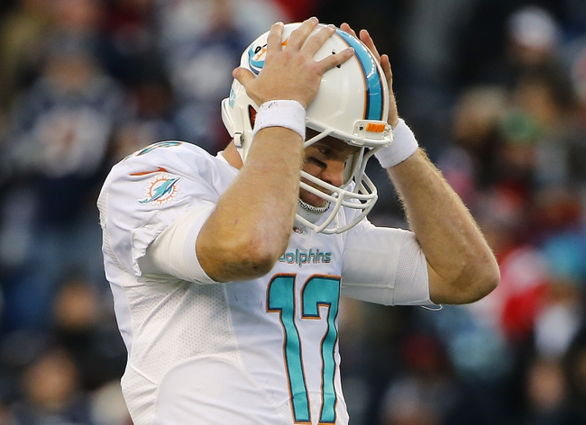 Dolphins vs. Vikings - 12/21/14 NFL Pick, Odds, and Prediction
