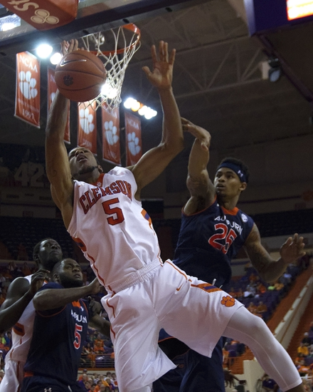Clemson vs. North Carolina - 1/3/15 College Basketball Pick, Odds, and Prediction