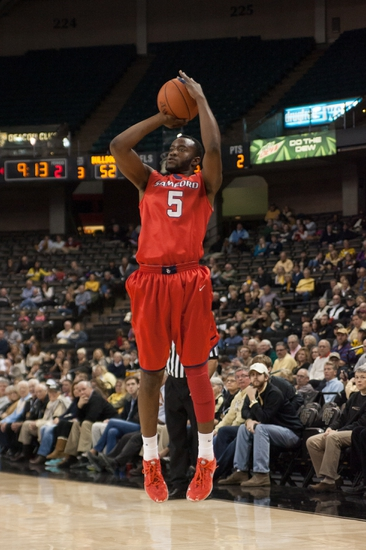 Wofford Terriers vs. Samford Bulldogs - 1/9/16 College Basketball Pick, Odds, and Prediction