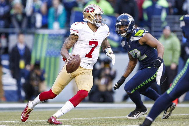 Fantasy Football 2015: Seahawks at 49ers Week 7 Preview