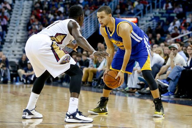 Warriors vs. Pelicans - 3/20/15 NBA Pick, Odds, and Prediction