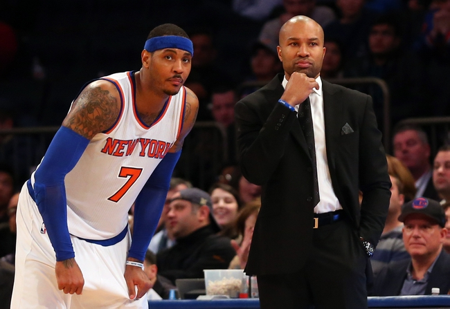 Knicks vs. Suns - 12/20/14 NBA Pick, Odds, and Prediction