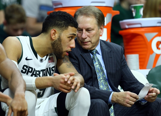 Michigan State vs. Eastern Michigan - 12/17/14 College Basketball Pick, Odds, and Prediction