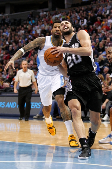 Denver Nuggets vs. San Antonio Spurs - 1/20/15 NBA Pick, Odds, and Prediction