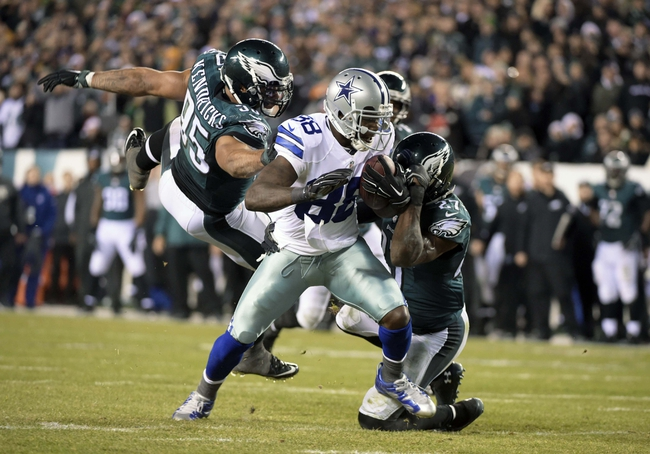 Fantasy Football 2015: Eagles at Cowboys Week 9 Preview