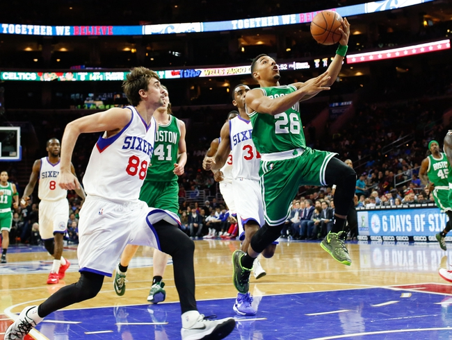 Celtics vs. 76ers - 2/6/15 NBA Pick, Odds, and Prediction