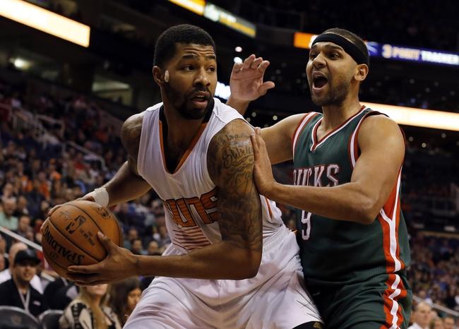 Bucks vs. Suns - 1/6/15 NBA Pick, Odds, and Prediction