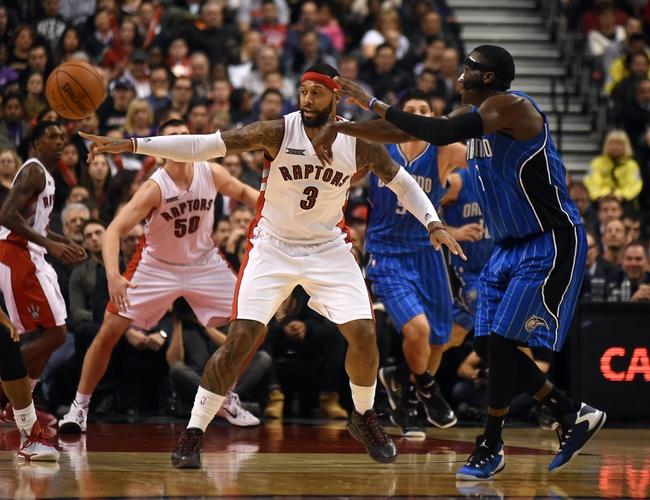 Magic vs. Raptors - 4/10/15 NBA Pick, Odds, and Prediction