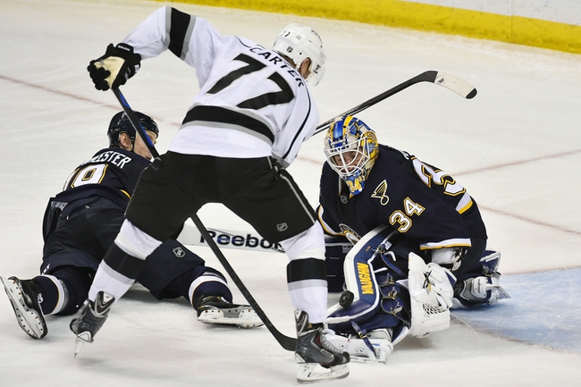 Los Angeles Kings vs. St. Louis Blues - 12/18/14 NHL Pick, Odds, and Prediction