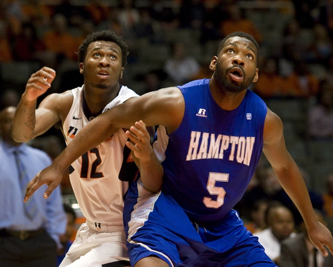 Norfolk State vs. Hampton MEAC Tournament - 3/13/15 College Basketball Pick, Odds, and Prediction