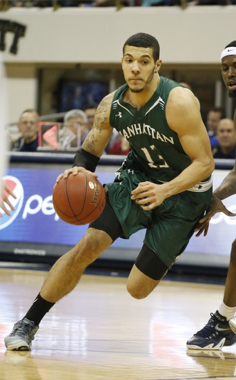 MAAC Conference Tournament Semifinals - Saint Peter's Peacocks vs. Manhattan Jaspers  - 3/8/15 College Basketball Pick, Odds, and Prediction