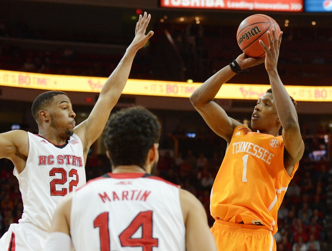 Tennessee vs. Tennessee Tech - 12/19/14 College Basketball Pick, Odds, and Prediction