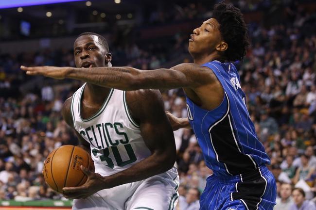 Magic vs. Celtics - 12/23/14 NBA Pick, Odds, and Prediction