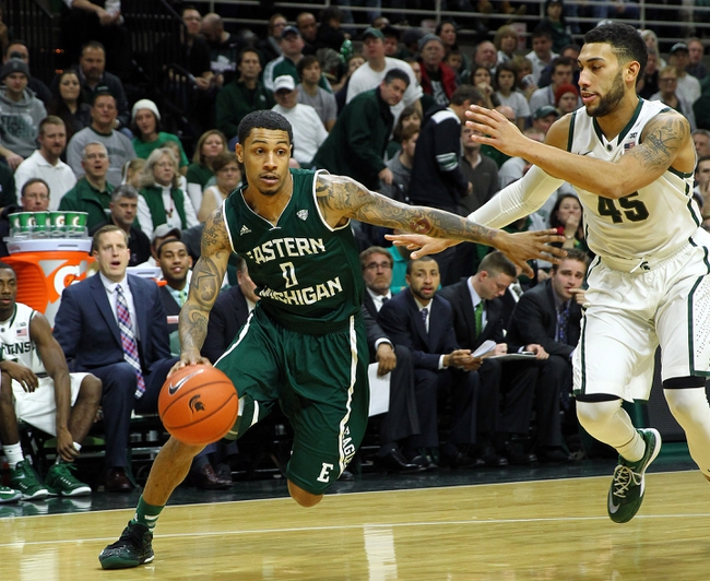 Eastern Michigan Eagles vs. Buffalo Bulls - 2/18/15 College Basketball Pick, Odds, and Prediction