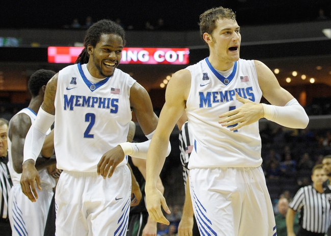 Memphis vs. Tulane - 1/3/15 College Basketball Pick, Odds, and Prediction